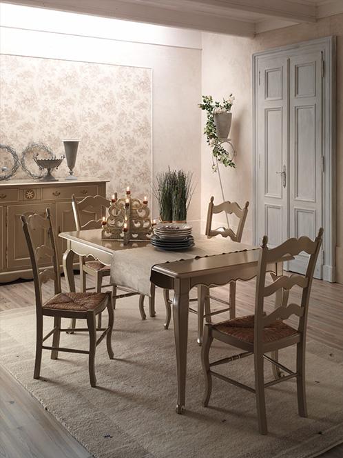 Tavoli e sedie luciano centomo arredamenti verona for Lucia arredamenti triggiano