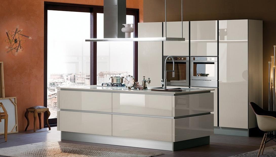 Cucine moderne luciano centomo arredamenti a verona for Padovani arredamenti