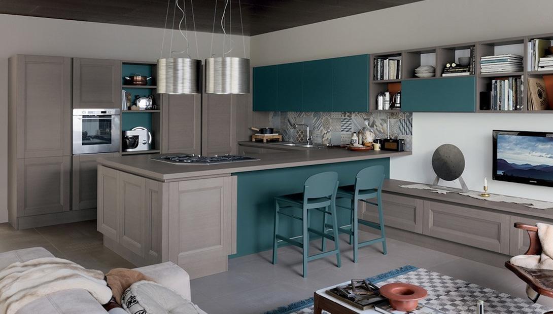Cucine moderne luciano centomo arredamenti a verona for Arredamenti a verona